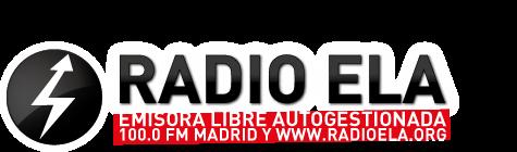 Charla antirrepresiva en La Casa Incendiada, de Radio ELA