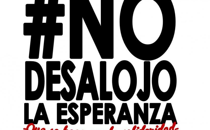 Defendamos del desalojo la comunidad La Esperanza en Gran Canaria