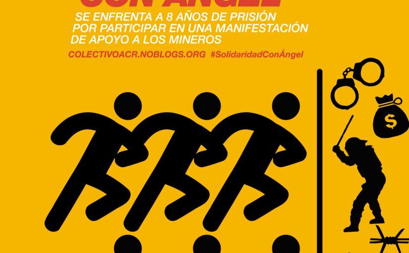 Llencem la campanya #SolidaridadConAngel